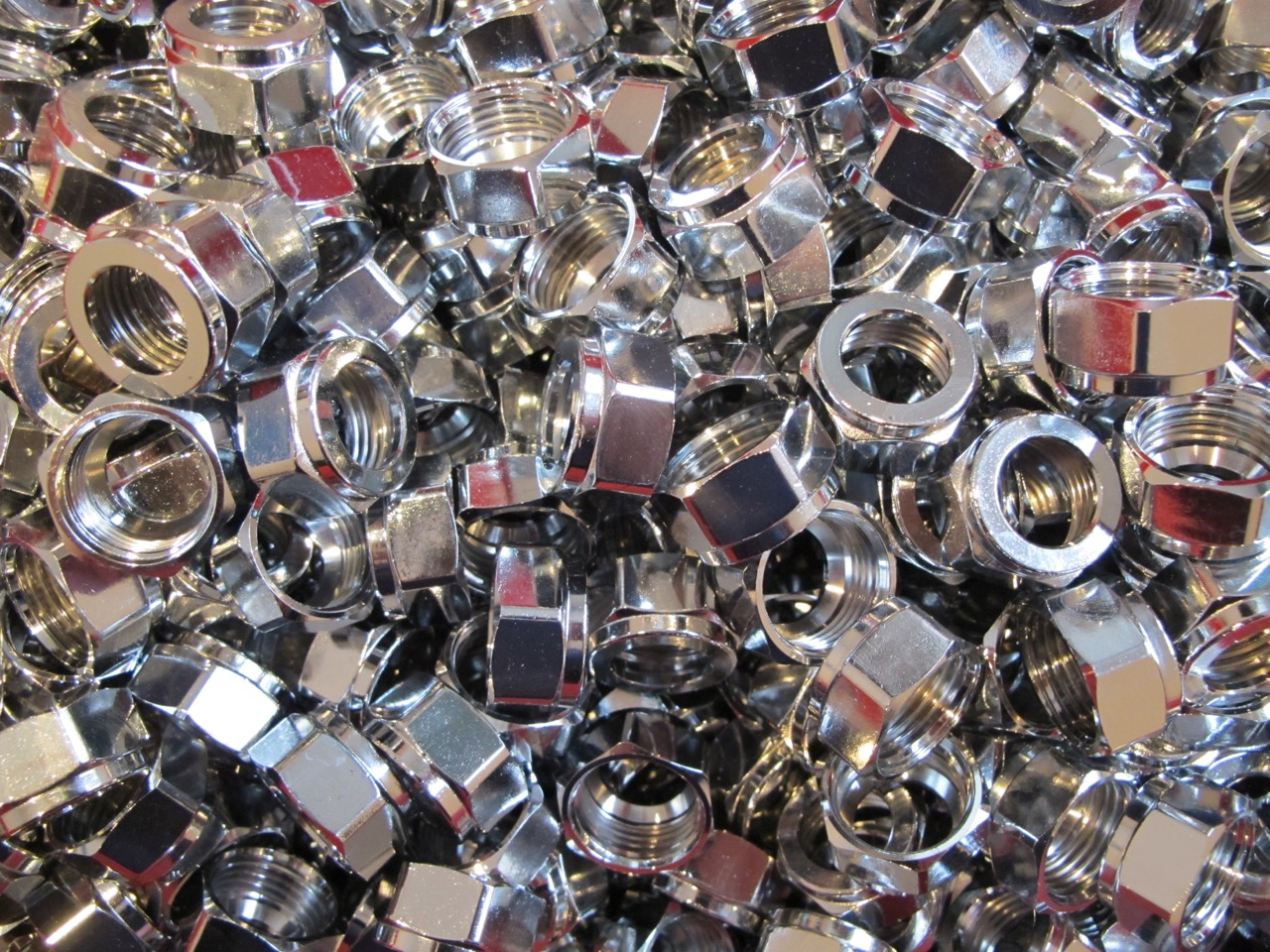 Decorative chrome is one of two main services offered by Nichrom
